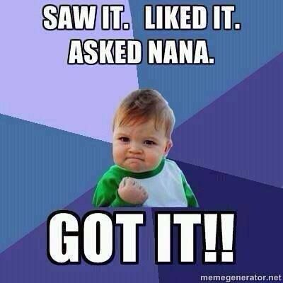 Happy Grandparents Day Gift Ideas And Greeting Card Printables Grandma Quotes Nana Quotes Funny Baby Memes