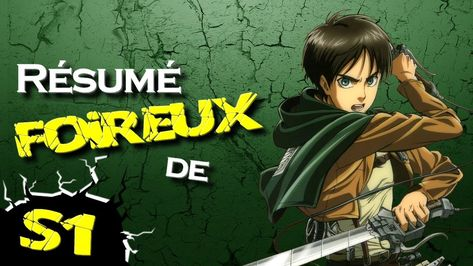 Resume Foireux L Attaque Des Titans Saison 1 Parodie