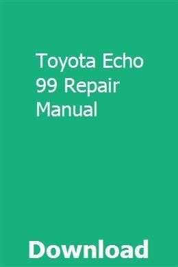 Toyota Echo 99 Repair Manual Repair Manuals Chilton Repair Manual Toyota Prius