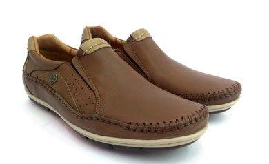 zapatillas de cuero hombre ringo