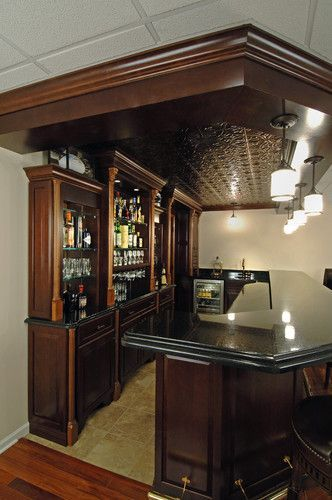 Basement Bar Design, Pictures, Remodel, Decor And Ideas   Page 10