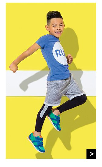 Boys Activewear | Activewear For Boys | MYER