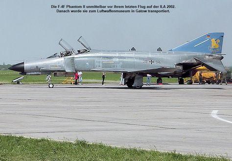 F-4 F Phantom II - ILA 2002
