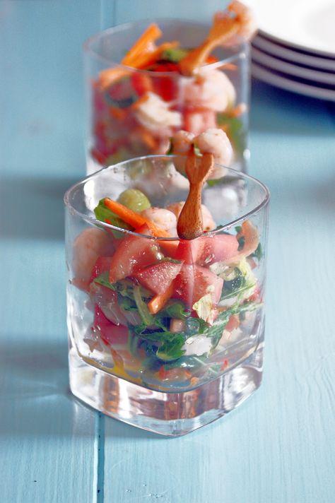 insalata di gamberetti