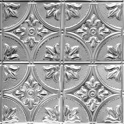 Chelsea Decorative Metal Co Victorian 2 Ft X 4 Ft Tin Plated Steel Tile Tin Ceiling Tiles Tin Ceiling Decorative Ceiling Tile