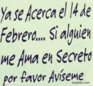 Frases De San Valentin Dia Del Amor Y La Amistad Frases De San Valentin Frases De Santos Frases De Soltera