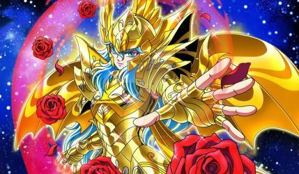 Image result for aphrodite saint seiya