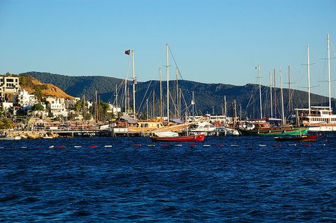 Top 5 things to do in Bodrum, Turkey