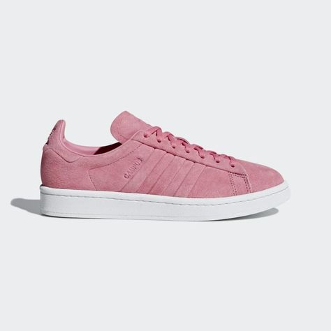huge discount df863 36ef9 Campus Stitch and Turn Shoes Pink CQ2740