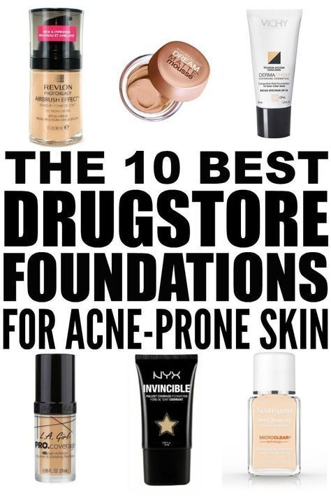 Looking For The Best Full Coverage Drugstore Foundation For Acne We Re Shari Full Coverage Drugstore Foundation Best Drugstore Foundation Drugstore Foundation