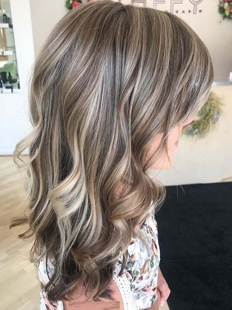Beige Bronde Highlights & Hair Color Ideas in 2018