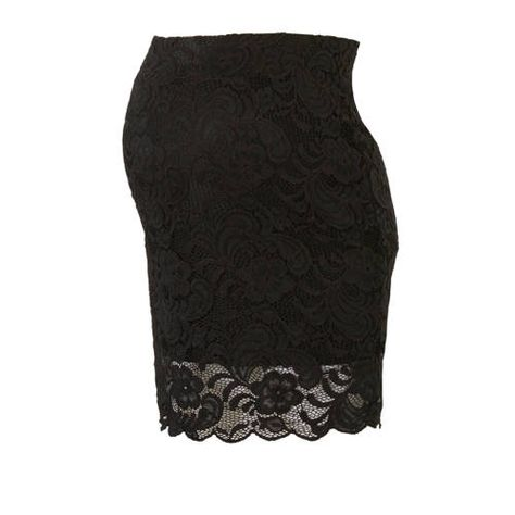 5ea905068b Zara skirt Body con skirt with lace trim. Only worn once-- in new  condition. Zara Skirts | My Posh Picks