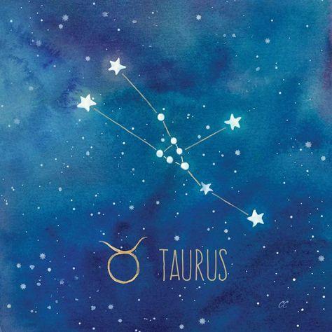 Taurus Star Constellation, Taurus Star Sign, Taurus Art, Astrology Taurus, Zodiac Signs Taurus, Zodiac Art, Constellation Tattoos, My Zodiac Sign, Taurus Wallpaper