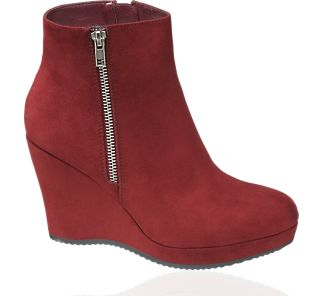 Wedge Ankle Boot Shoes Ladies Deichmann   Women shoes