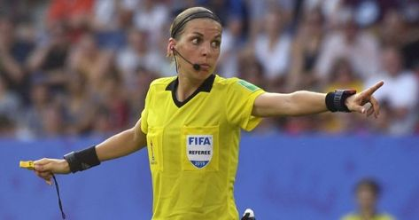 The Union of European Football Associations (UEFA) has announced a female referee Stephanie Frappart will officiate the UEFA Super Cup clash between Liverpool and Chelsea on August 14.  I have said on many occasions that the potential for womens football has no limits and I am delighted that Stéphanie Frappart has been appointed to officiate at this years UEFA Super Cup along with assistant referees Manuela Nicolosi and Michelle ONeal  Said UEFA President Aleksander Čeferin.  As an organisation