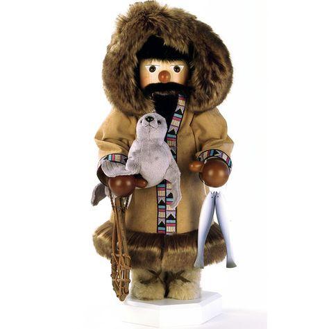 Found it at Wayfair.ca - Eskimo Nutcracker