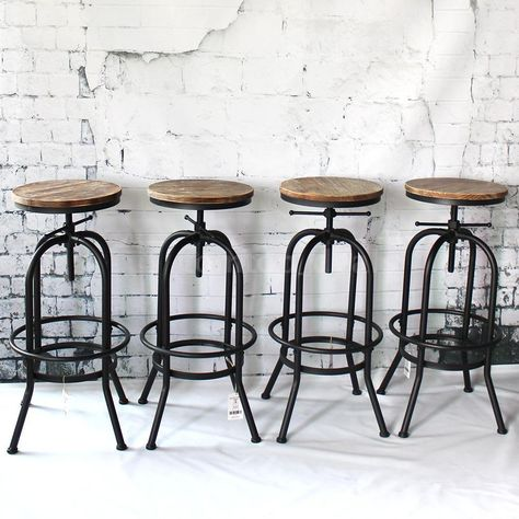 Enjoyable Wellman Adjustable Height Swivel Bar Stool Machost Co Dining Chair Design Ideas Machostcouk