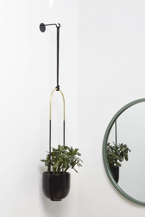 Umbra Blumenampel BOLO schwarz 1009571-040