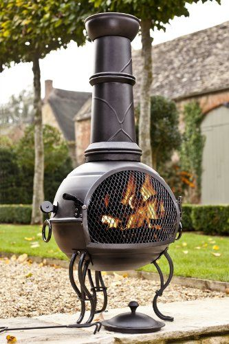 Best Chiminea Fire Pit Reviews And Comparison Chiminea Fire Pit Chiminea Outdoor Cover