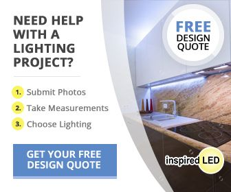 Led Lighting Design Services Inspired Products