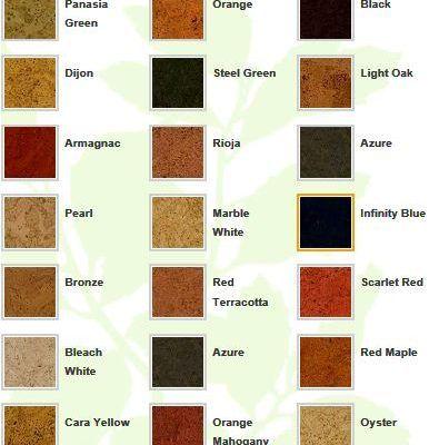 Natural Cork Flooring From Duro Design 12 X24 Glue Down Tiles