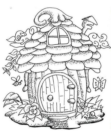 Coloring Pages By Billie Gardner Coloring Books Fairy Drawings