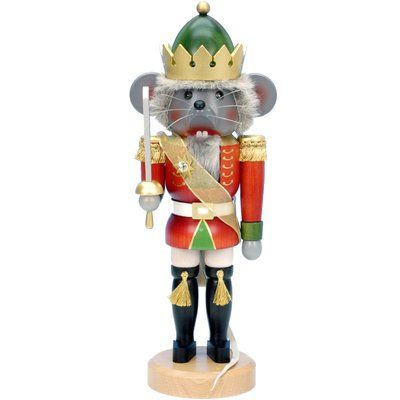 Alexander Taron Christian Ulbricht Mouse King Nutcracker