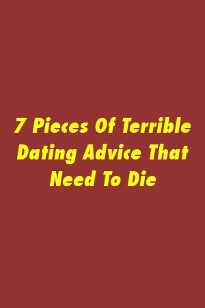 best dating advice