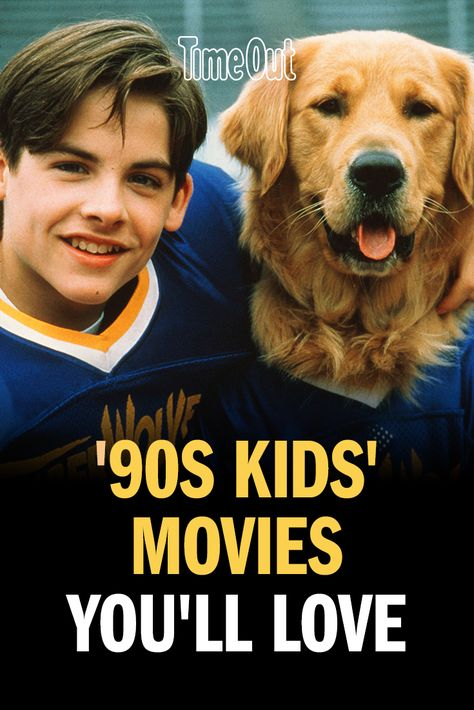 Best kids' movies from the '90s to binge ASAP