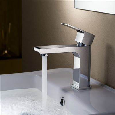Single Lever Basin Faucet For Your Modern Bathroom Renovation Modern Bathroom Renovations Modern Bathroom Faucets Modern Bathroom