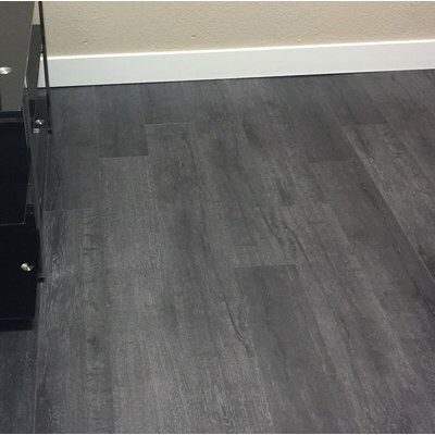 Legno 7 X 48 X 8mm Oak Laminate Flooring In Boston Dark Gray Oak Laminate Flooring Oak Laminate Wood Floors Wide Plank