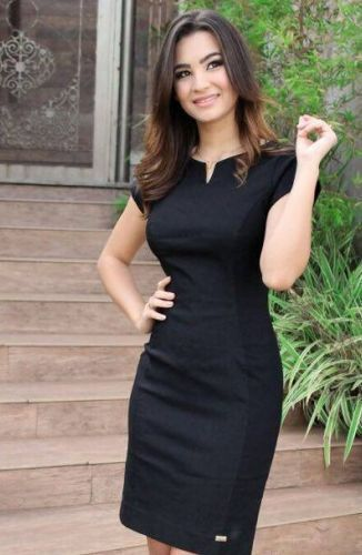 3f9984b5f1da Como usar vestidos para trabalhar | Dresses | Vestido social ...