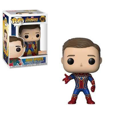 Pin By Spiritgazer On Entertainment Marvel Funko Pop Spiderman Funko Pop Avengers Iron Spider Funko Pop