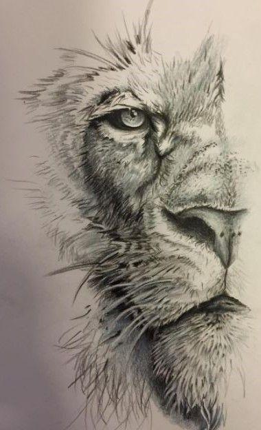 23+ ideas tattoo lion tat