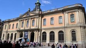 جائزة نوبل اشهر الجوائز جائزة نوبل وهى نسبة الى العالم السويدى الفريد نوبل مخترع الديناميت وهى جائزة تمنح سنويا بواسطة ال House Styles Nobel Prize Mansions
