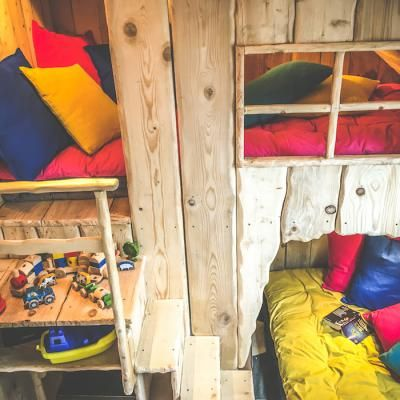 Sayena Guest House Spa La Baule Chambre Cabane