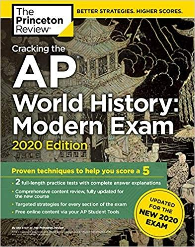Cracking The AP World History Exam, 2015 Edition PDF Free Download