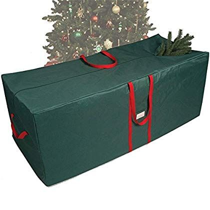 Heavy Duty Waterproof Holiday Tree Storage Bag Wreath Christmas Tree Decoration Accessories Tree Storage Bag Christmas Tree Storage Christmas Tree Storage Bag