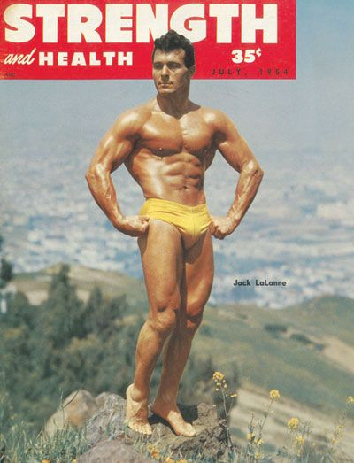 Your Physique May 1949 Physique