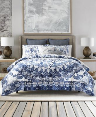 Tommy Hilfiger Bohemian Beach Bedding Collection Reviews Bedding Collections Bed Bath Macy S Duvet Cover Sets Comforter Sets Twin Comforter Sets