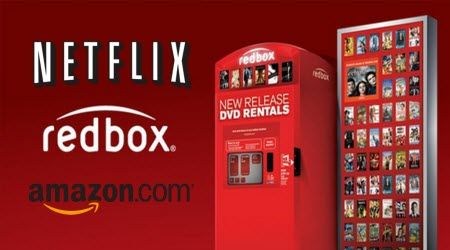 Copy Dvd Rentals From Netflix Redbox Amazon For Forever Keeping