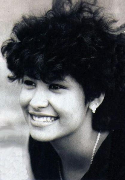 photos of young Selena Quintanilla
