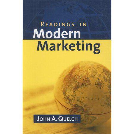 Readings in Modern Marketing (Paperback)