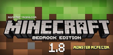 Download Minecraft Bedrock 1 8 0 10 Apk Free Minecraft Village Pillage Pocket Edition Minecraft Pocket Edition Minecraft