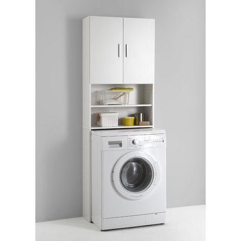 639 X 1898 Cm überbauregal Annetta Schrank Waschmaschine