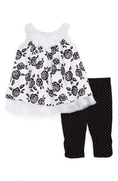 62edb324c Monnalisa Bebé - Baby Girls White Dress with Pluto Print ...