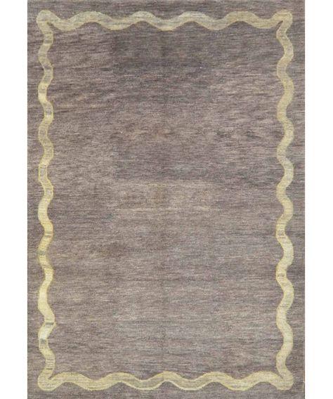 Tibbetian Silk Rug Cc0840 Design 966 Size 6 X 9