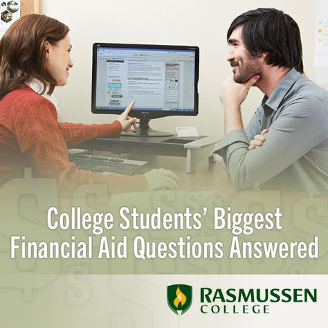College Students' Most Pressing Financial Aid Questions Answered - blog article #financialaid #college