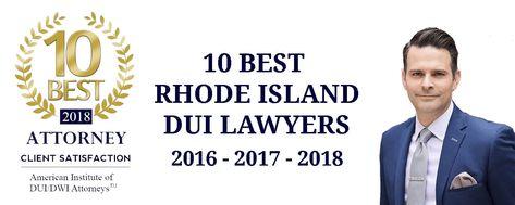 10 Best RI DUI Lawyers