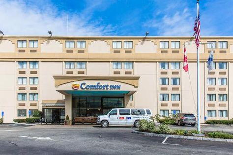 Comfort Inn Boston Free Shuttle To From Airport And To From